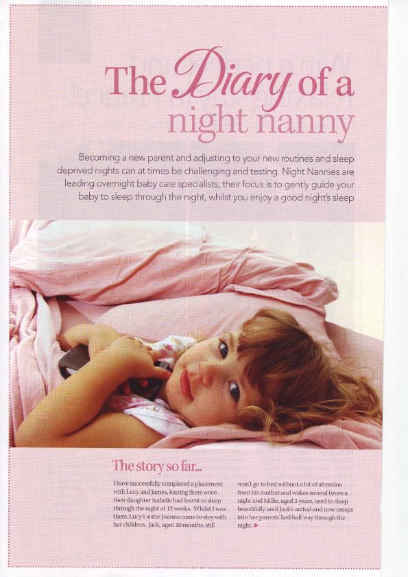 Press - Night Nannies